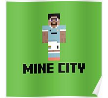 Mine City Poster