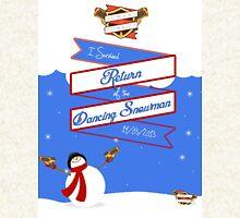 Rhul HvZ // Return of the Dancing Snowman | 19/01/2013 Hoodie