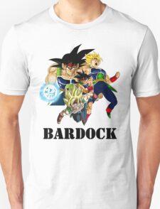 Bardock - Dragon Ball Z [with text] T-Shirt