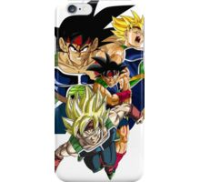 Bardock - Dragon Ball Z [without text] iPhone Case/Skin
