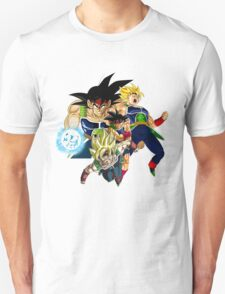 Bardock - Dragon Ball Z [without text] T-Shirt