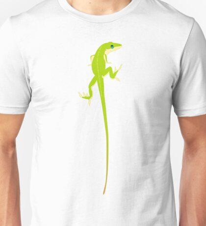 Over the Shoulder Unisex T-Shirt