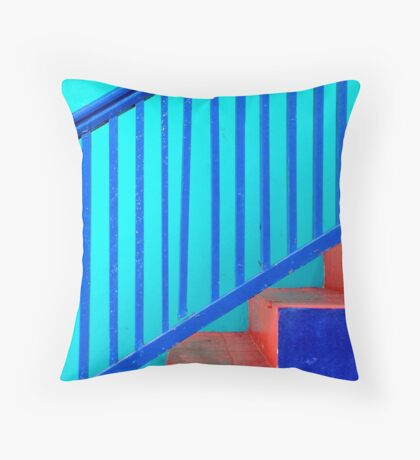 Falmouth, Jamaica Throw Pillow