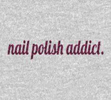 Nail Polish Addict. by haayleyy