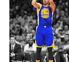 Stephen Curry MVP by Draw2LUV