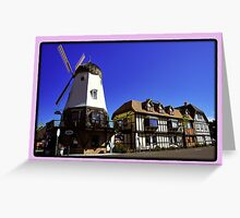 Postcard from Solvang Greeting Card