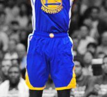 Stephen Curry MVP Sticker