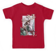 The Holiday Courier Kids Tee