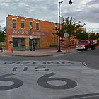 The Corner - Winslow, AZ by Daniel Owens