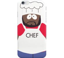 Chef (South Park) iPhone Case/Skin