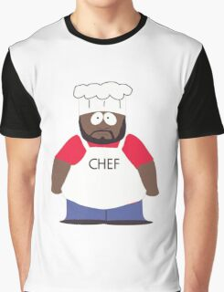 Chef (South Park) Graphic T-Shirt