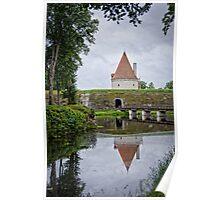 Kuressaare Castle, Estonia Poster