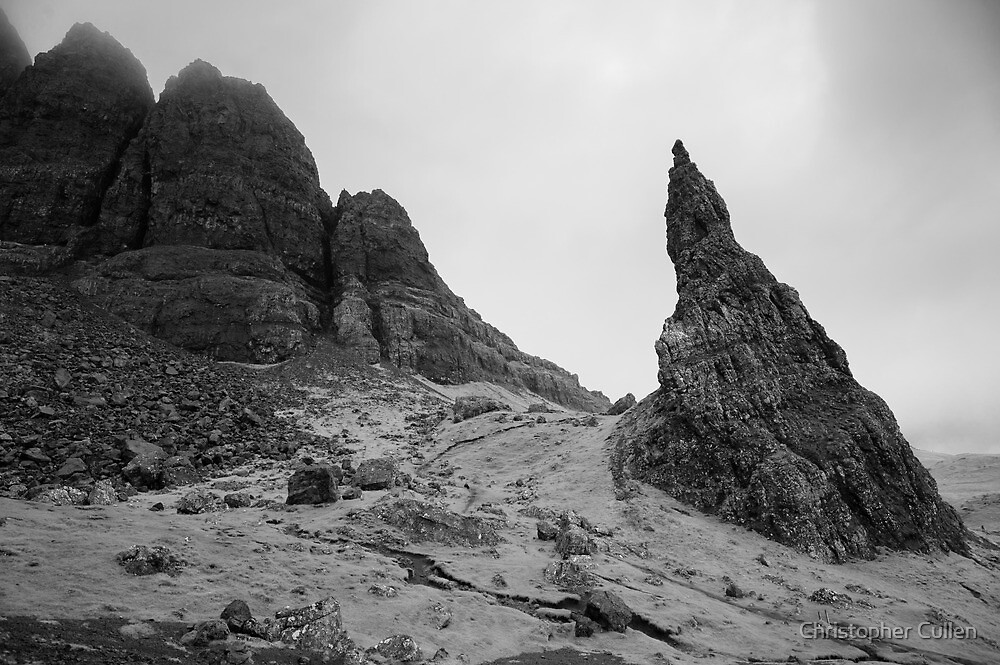 Needle Rock by Christopher Cullen