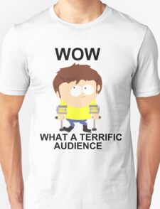 Jimmy - South Park (terrific audience) T-Shirt