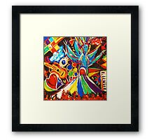 EARTHBOUND 2013 Framed Print
