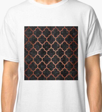 TIL1 BK MARBLE COPPER Classic T-Shirt