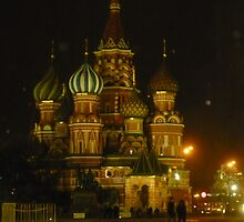 The Kremlin by James Banks
