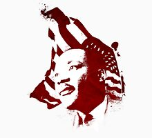 Martin Luther King, Jr. (flag) Unisex T-Shirt