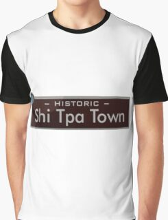 Historic Shi Tpa Town (South Park) Graphic T-Shirt