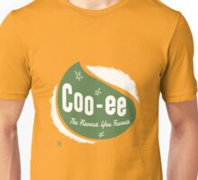 Cooee Cordials logo Unisex T-Shirt
