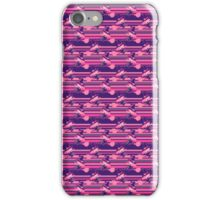 Pink Witch Pattern iPhone Case/Skin