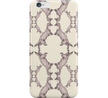 Dancing Weasels iPhone Case/Skin