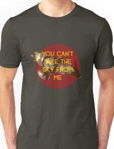 i don't care, i'm still free Unisex T-Shirt