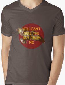 i don't care, i'm still free Mens V-Neck T-Shirt