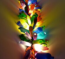The Bottle Sculpture by marting04