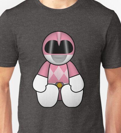 Pink Power Ranger Pal Unisex T-Shirt