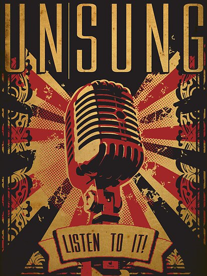 Obey Microphone by UNSUNG