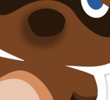 Tom Nook - Animal Crossing Sticker