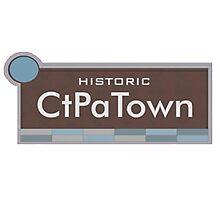 Historic CtPaTown (South Park) Photographic Print