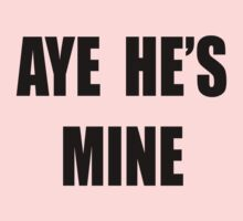 Aye, He's mine! by CreatingRayne