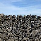 Dry Stone Wall - Middleton Moor #2 by mstarmatt