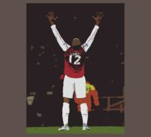 Thierry Henry - Magic Night by Thierry Henry14.net