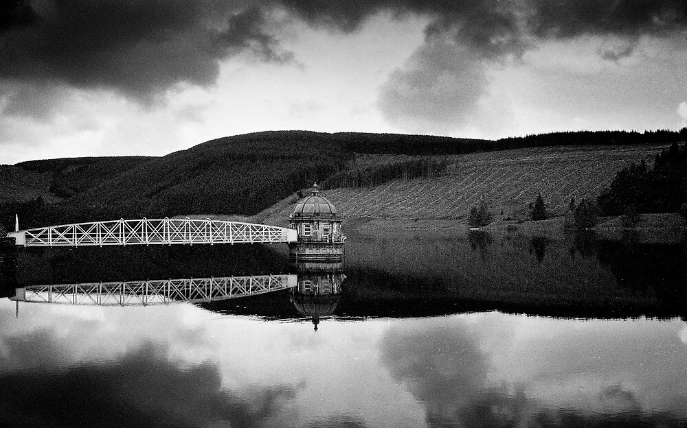 Talla Reservoir, Scottish Borders by Iain MacLean