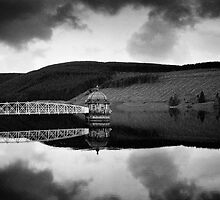 Talla Reservoir, Scottish Borders by Iain MacLean