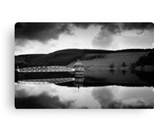 Talla Reservoir, Scottish Borders Canvas Print
