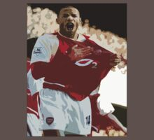 Thierry Henry - Passionate by Thierry Henry14.net