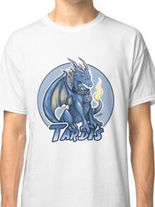 Police Box Dragon (TARDIS) Classic T-Shirt