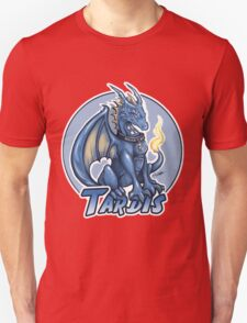 Police Box Dragon (TARDIS) T-Shirt