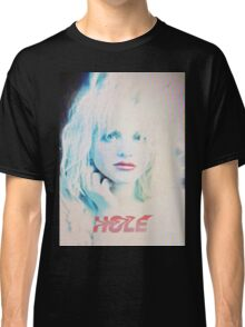 Pretty on the Inside (Hole) Classic T-Shirt