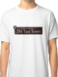 Historic Shi Tpa Town (South Park) Classic T-Shirt