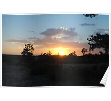 Castlewood Canyon Poster