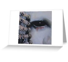 Seether - Karma and Effect Greeting Card