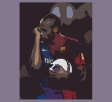 Thierry Henry - Wrist kiss celebration Kids Clothes