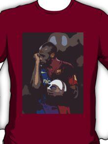 Thierry Henry - Wrist kiss celebration T-Shirt