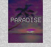 Paradise (AESTHETIC) Unisex T-Shirt