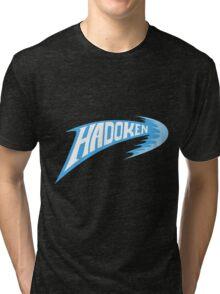 Hadoken  Tri-blend T-Shirt